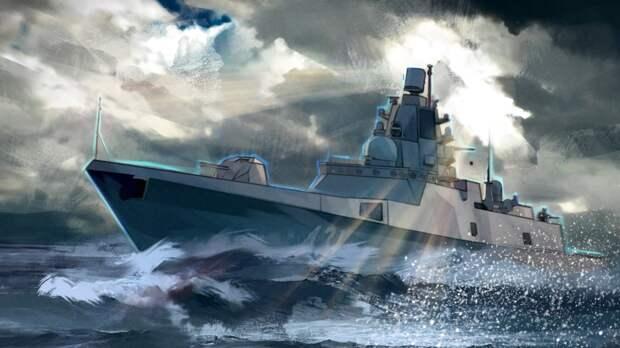 СМИ США признали ВМФ РФ эффективнее советского флота