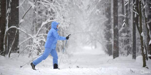В Алтуфьеве пройдут соревнования по лыжным гонкам