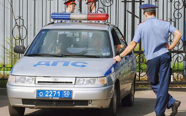 Где гаишники будут останавливать машины для проверки - уточнение МВД