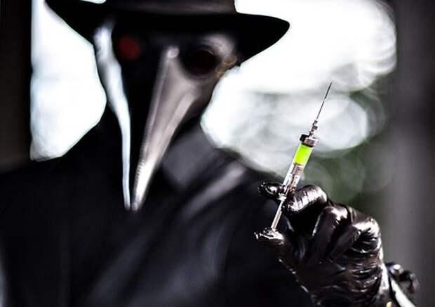 Смерть в игле: Как нас хотят убить вакциной