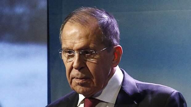 Лавров высказался о сроках публикации перечнянедружественных стран
