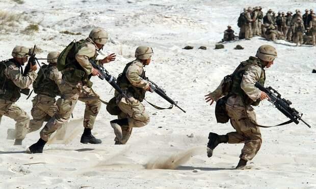 Вывод американских военных из Германии приостановлен