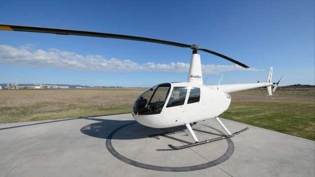 Пилотом рухнувшего вБелое море Robinson оказался чемпион мира повертолетному спорту
