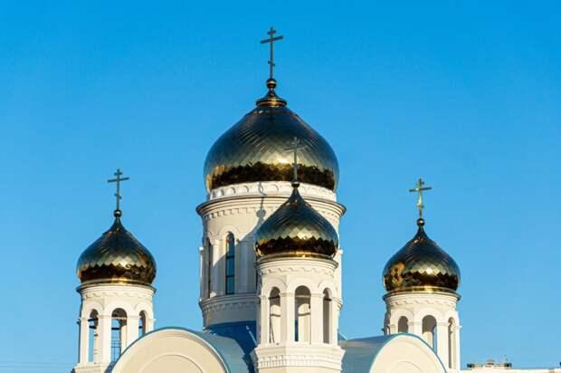 Храм Покрова Пресвятой Богородицы в Некрасовке. Фото: Андрей Скуратов