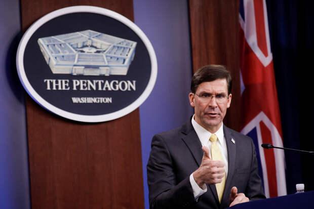 Глава Пентагона назвал Россию и Китай «вызовами будущего»