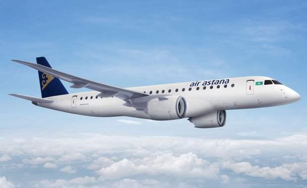 Второй за день авиаинцидент произошел в Казахстане – на этот раз с самолетом Air Astana