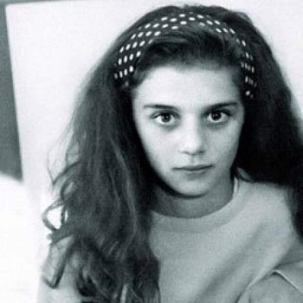 анна седокова в школьные годы