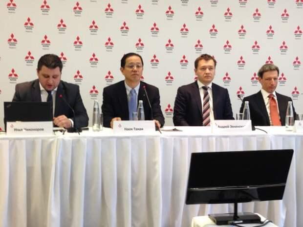 Наоя Такаи: Автомобили Mitsubishi будут дорожать постепенно
