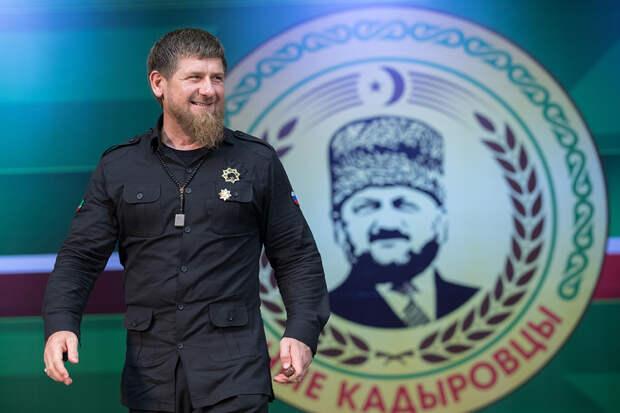 Кадыров и спортивные клубы из Чечни попали под санкции США