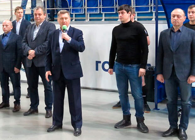 Фото: сайт новосибирского обкома КПРФ.