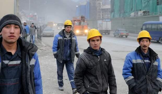 Трудовые мигранты из Таджикистана в России – многие их ругают, а я с ними работал бок о бок, нормальные мужики