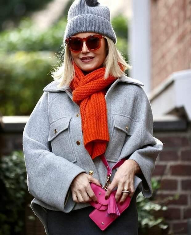 Фото 17 - модный блогер Петра Динерс.