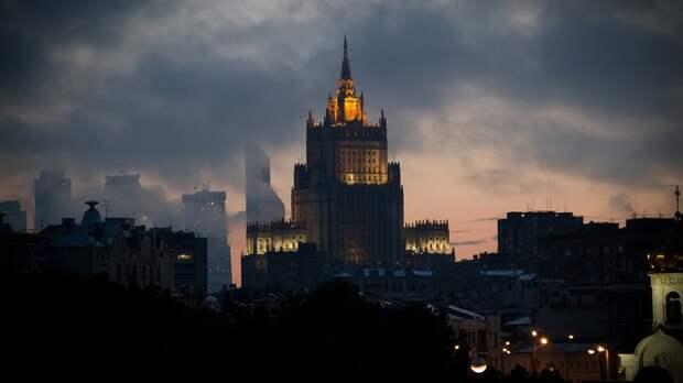МИД РФ: Западу следует определиться с политикой в отношении России