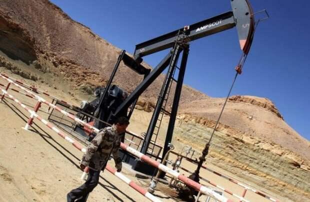 Ливия NOC добыча нефти