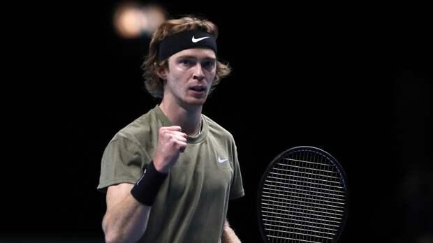 Рублёв победил Гайо и вышел в третий круг турнира ATP в Барселоне