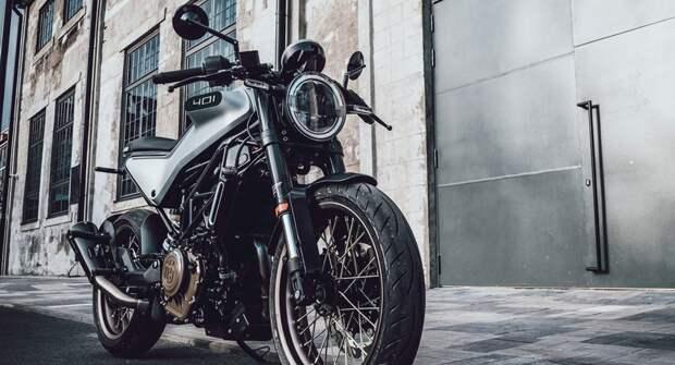 Husqvarna может выпустить двухцилиндровые версии мотоциклов Vitpilen и Svartpilen