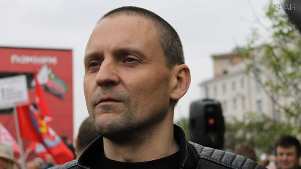 Удальцов объяснил, почему у Навального нет поддержки в России