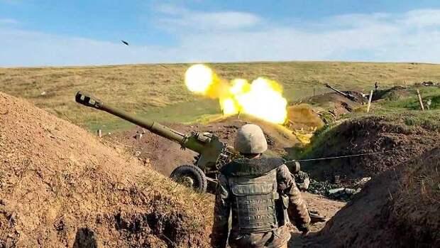 Третья Карабахская: некоторые предварительные итоги снадеждой намир