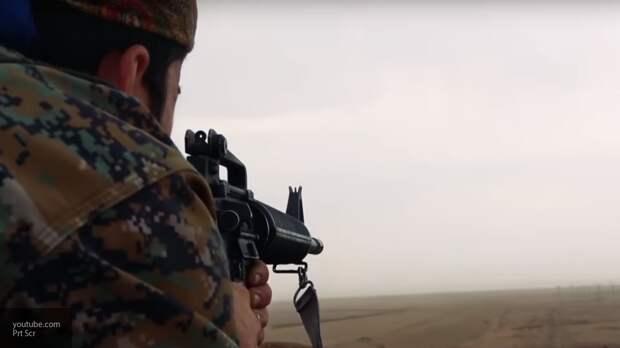 Курдские боевики похитили агента Госдепа США в Сирии