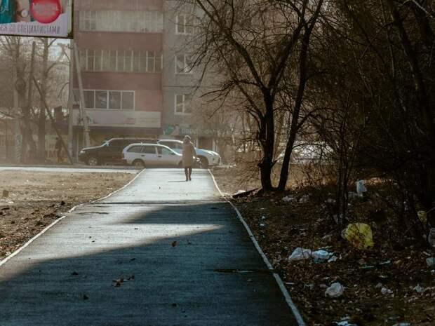 Усиление ветра ожидается в Забайкалье с 18 по 19 мая