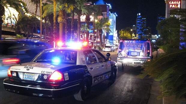 Полицейские застрелили подозреваемого в убийстве и ограблении в США