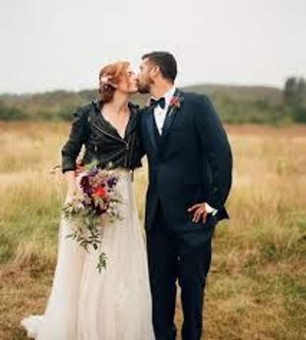 Невесты в косухах (подборка)