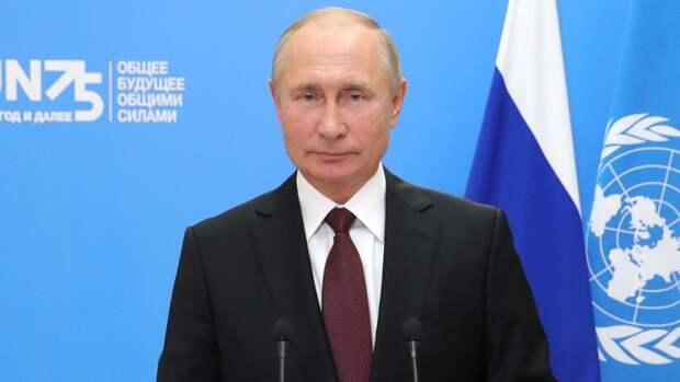 Кремль: у Путина не будет полноценного летнего отпуска