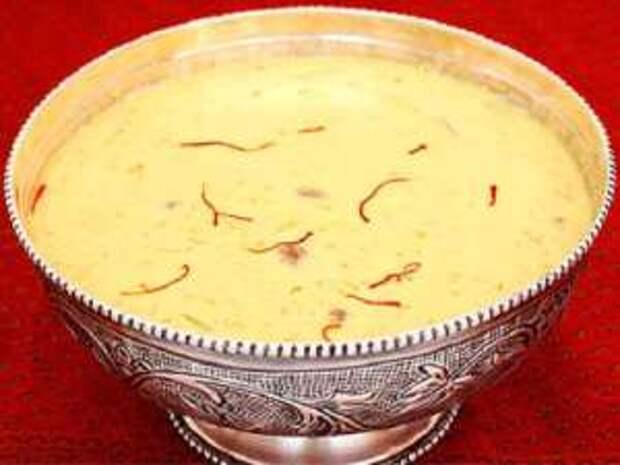 Индийские рецепты: сладкий Кхир