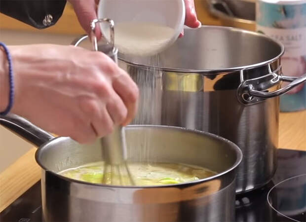 Манка: секретная добавка в куриный суп