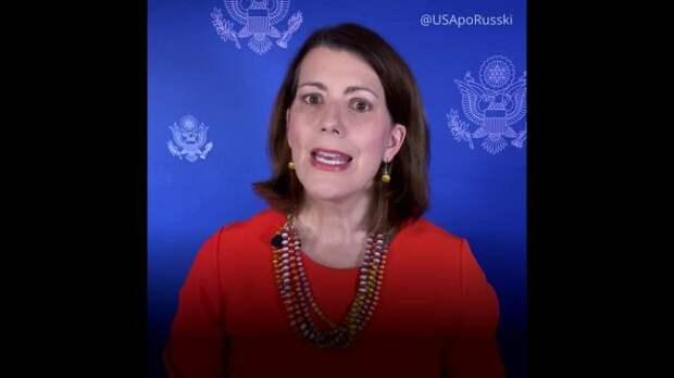 ВМИД России снова обменялись обеспокоенностями сГосдепом США