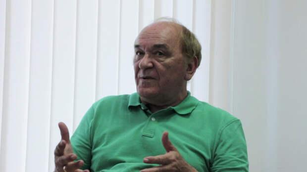 Эксперт объяснил, в каком случае над Киевом поднимется флаг России