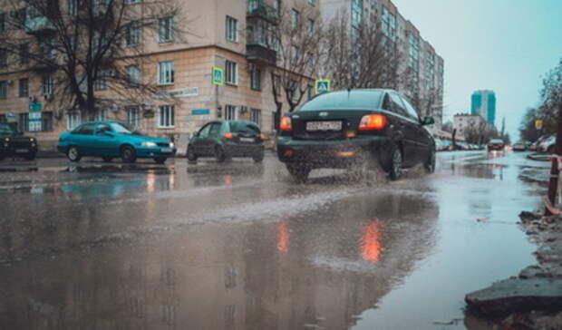 Мокрый снег идождь ожидают тагильчан вначале недели