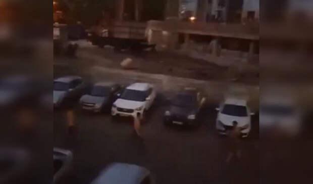 Полиция Ставрополя ищет хулиганов, разбивавших зеркала машин