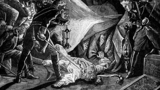 Решить «русский вопрос» навсегда: Как Англия убивала русских государей