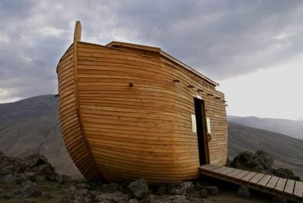 Потоп, ковчег и другие теории...