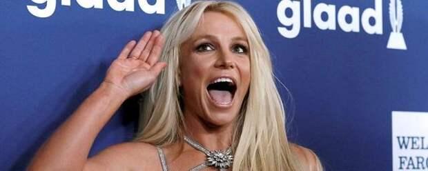 Бритни Спирс восстановила свой аккаунт в Instagram