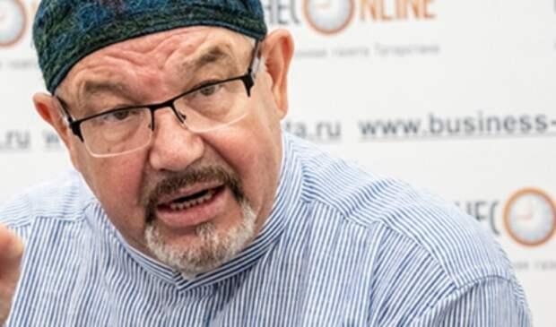Избитый сюжет— заместитель муфтия Татарстана оролике сприседаниями уКул-Шарифа