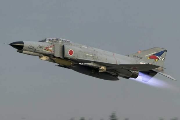 Японские истребители-перехватчики в годы холодной войны