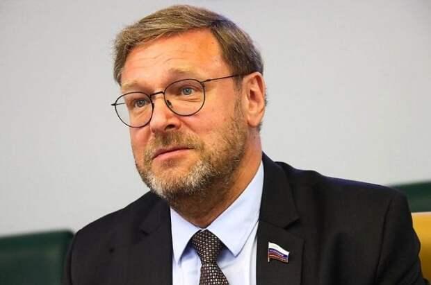 Косачев прокомментировал ситуацию вокруг палестино-израильского конфликта