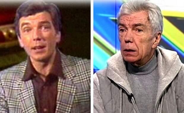Знаменитые телеведущие 90-х тогда и сейчас.