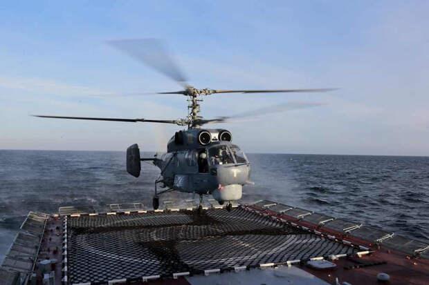 Названы характеристики российских кораблей проекта 23900