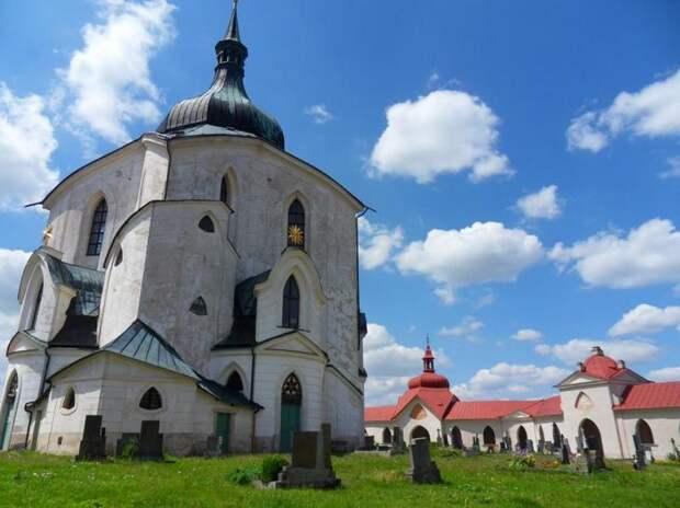 Церковь в Непомуке