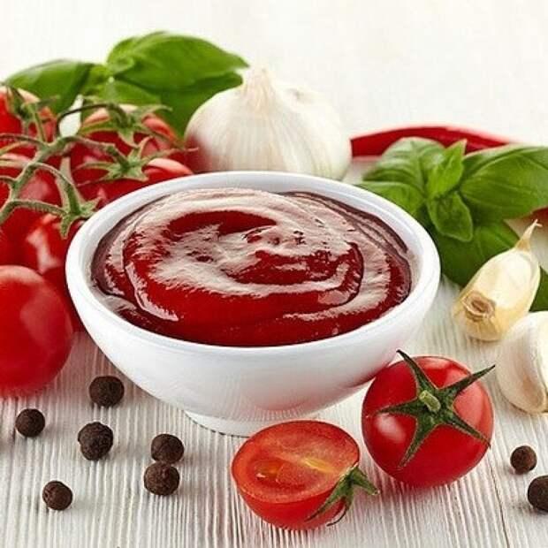 Рецепт очень вкусного кетчупа