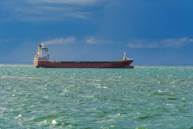 Российский сухогруз затонул у берегов Турции