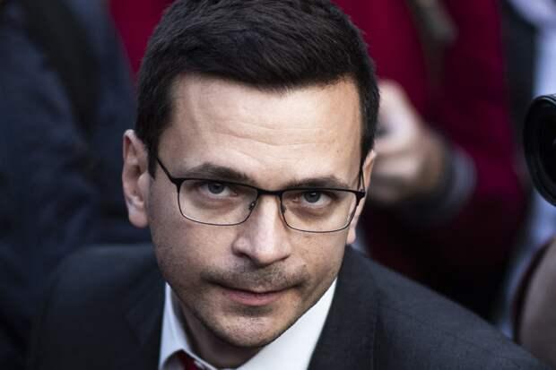 Яшин решил уйти с поста главы Красносельского района Москвы