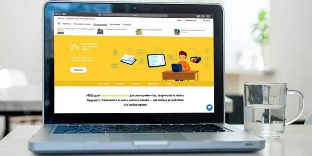 Более 900 тыс москвичей проверяли оценки детей в МЭШ в сентябре/mos.ru