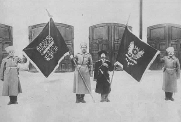 Штурм и взятие Эрзерума, 1916 г.
