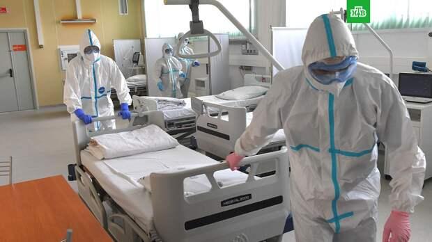 Иммунолог объяснил рост заболеваемости COVID-19 в Москве