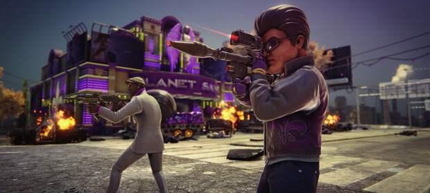 В сети появились трофеи ремастера Saints Row: The Third для PlayStation 5