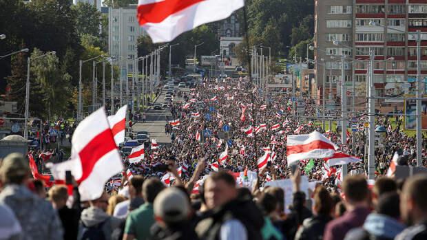 На акциях протеста в Белоруссии 13 августа задержали больше 770 человек